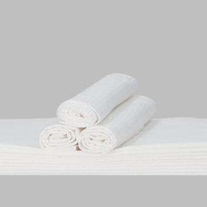 Ręcznik biały PREMIUM 60x40cm